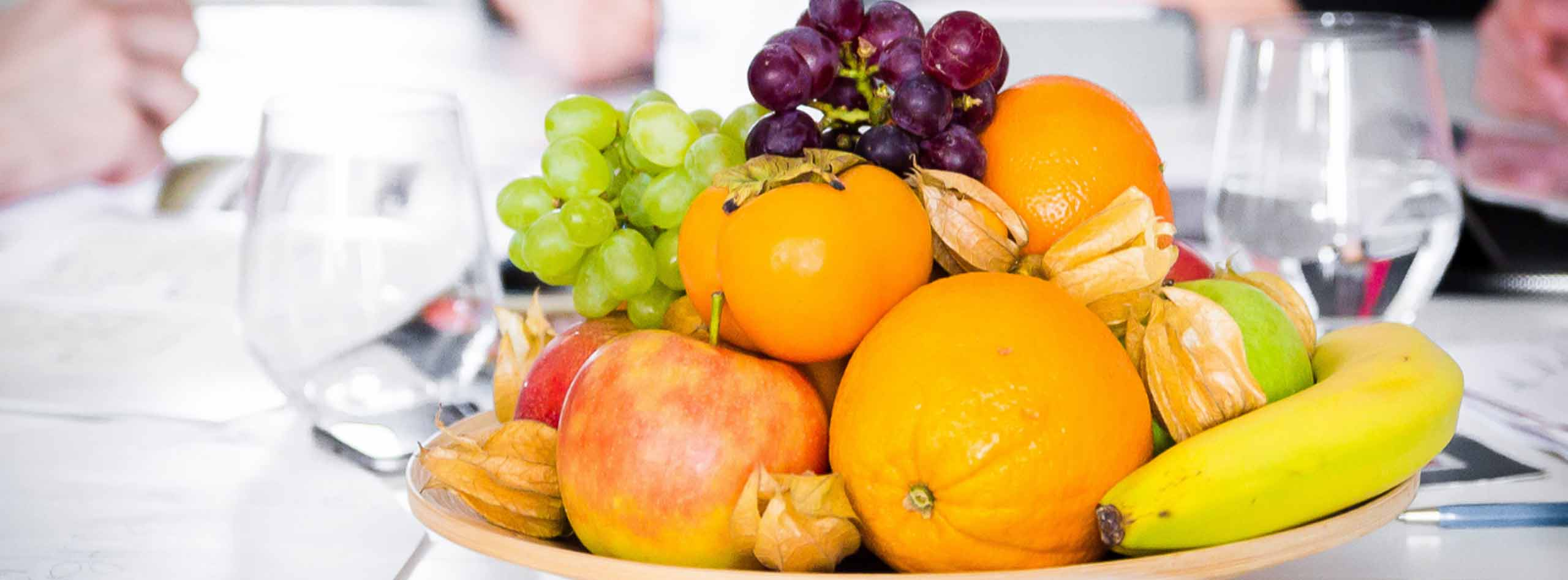 How to promote healthy eating in the workplace